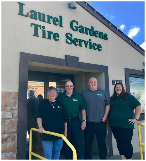 Laurel Gardens Tire Service Inc. | Pittsburgh, PA Tire ...